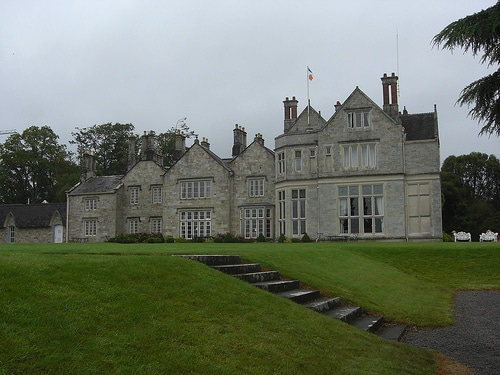 Lough Rynn House