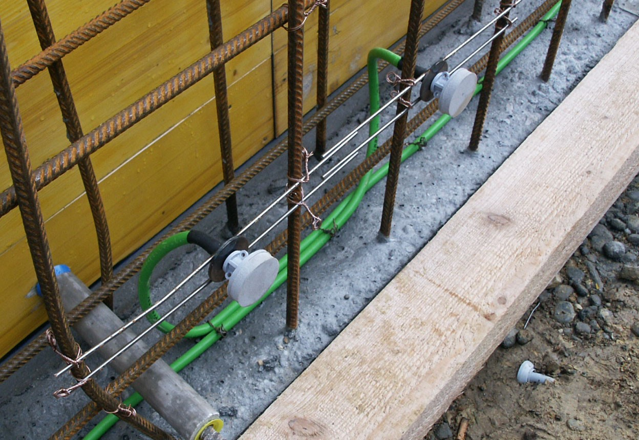Slurry For Waterproofing Construction Joints In Pools : Joint sealing solutions waterstops surfasology